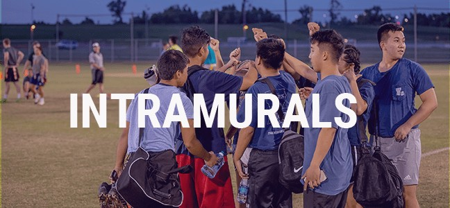 Discover more about our Intramural Sport offerings!