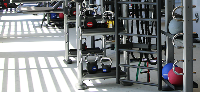 functional training equipment