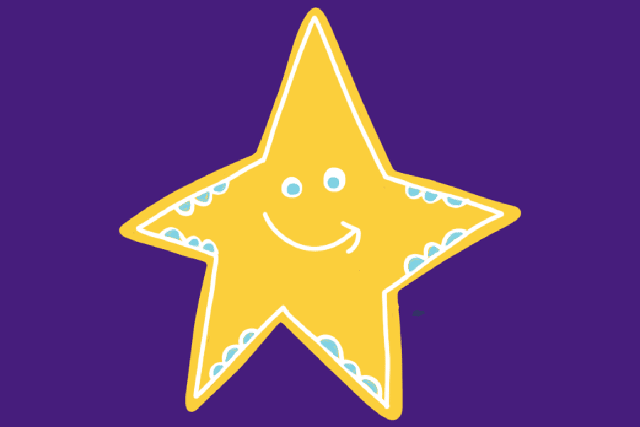 Animated Starfish